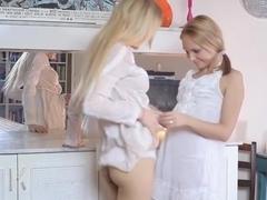 Lesbian Caresses