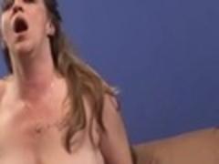 Horny pornstar Brianna Leigh in incredible blonde, blowjob porn clip