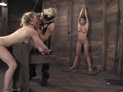 Horny fetish, squirting xxx video with best pornstars Tawni Ryden, Syd Blakovich and Claire Adams .