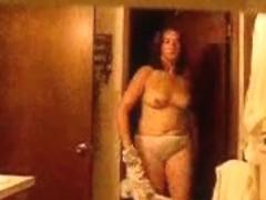 Voyeured in the shower