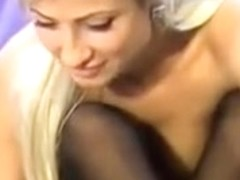 Crazy webcam Shaved, Blonde record with HotBlondie model.