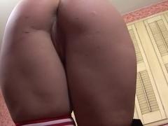 Best pornstar Beverly Hills in exotic cumshots, brunette adult movie