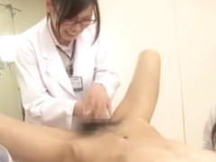 Hottest Japanese chick in Fabulous Blowjob/Fera, Medical JAV movie