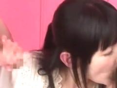 Best Japanese chick Ryoko Hirosaki in Exotic JAV scene