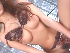 Hottest Japanese slut in Incredible POV, Ass JAV clip