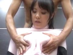 Best Japanese slut in Hottest Big Tits JAV movie