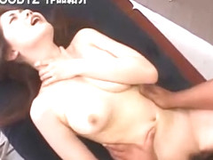 Best Japanese model Ami Hanamiya in Horny Stockings/Pansuto, Dildos/Toys JAV video