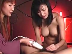 Hottest Japanese chick Momo Takai in Best Blowjob/Fera, Lesbian/Rezubian JAV clip