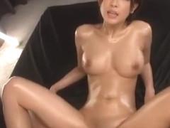 Amazing Japanese whore Yuzu Ogura in Crazy Dildos/Toys, Big Tits JAV clip