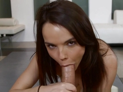 Exotic pornstars Dillion Harper, Will Powers in Amazing Big Tits, Facial adult clip