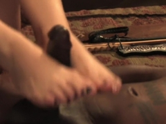 Best fetish xxx clip with fabulous pornstar Maitresse Madeline Marlowe from Footworship