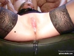 Sperma-Studio: Way-Out Creampie 1