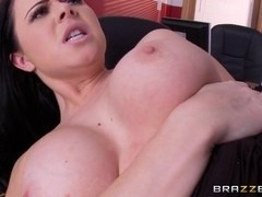Big Tits at School: Cheating To Get Head. Loni Evans, Logan Pierce