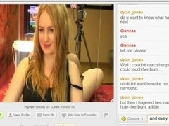 livecam chat: talking impure, angels get horny n soaked