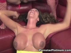 Ariella Ferrera in Happy Time with Katie St. Ives - PornstarPlatinum