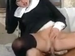 The Nun and the Painter