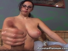 Gianna Michaels in Hard Cock Interview