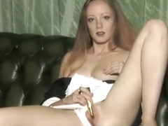 Young and Athletic British Brunette, Tanned Big-Tit Jo