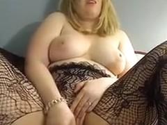 Cums on camera