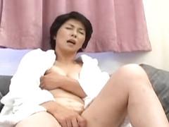 Crazy Japanese slut in Fabulous Uncensored, Masturbation/Onanii JAV movie