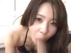 Amazing Japanese girl Reiko Higuchi in Crazy JAV movie