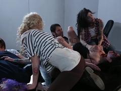 Best pornstar in Hottest Group sex, Fetish adult clip