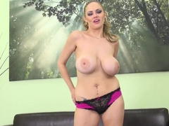 Horny pornstar Katie Kox in Crazy Masturbation, Dildos/Toys porn movie
