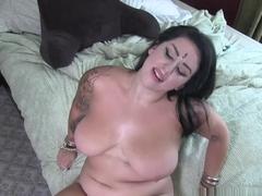 Incredible pornstars in Amazing BBW, POV porn video