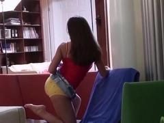 Horny pornstar Lizz Tayler in Incredible Dildos/Toys, Masturbation sex movie
