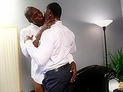 NextdoorEbony Video: Down to Business