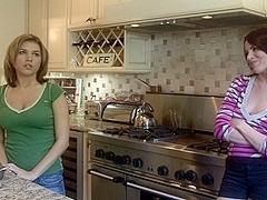 Dana DeArmond & Leah Livingston in Imperfect Angels #06