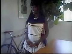 Black Cheerleader Search -  Diva