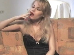 Mistress Marilyn - Smoking 8