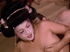 Nylons on Geisha )dWh(