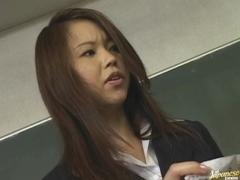 Ruka Uehara Hot Asian teacher