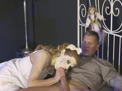 Living doll got her pussy creampied