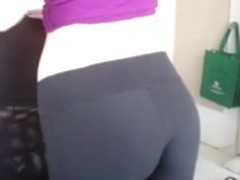 Yoga Pants Ass Worship - Humiliation