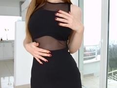 Stella Cox gets anal on Ass Traffic