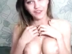 Hottest Webcam record with Blonde scenes