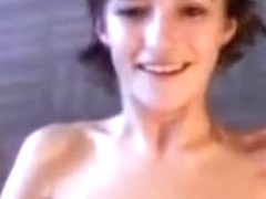 Jiggling breasty juvenile wife likes having sex