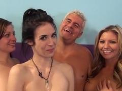 Exotic pornstars Leilani Gold, Alana Rains and Jayden Lee in best brazilian, asian adult scene