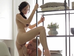 Incredible pornstar in fabulous college, cumshots xxx clip