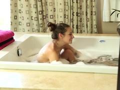 Amazing pornstars Cassidy Klein, Derrick Pierce in Horny Natural Tits, Small Tits adult scene