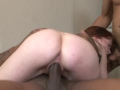 Hottest pornstar Jessi Palmer in Incredible Interracial, Small Tits adult clip