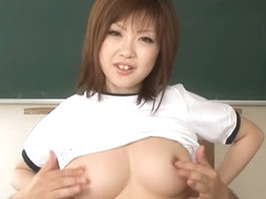Amazing Japanese whore Rio Hamazaki in Best big tits, couple JAV movie