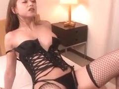 Incredible Japanese girl Akiho Yoshizawa in Horny Stockings/Pansuto, Lingerie JAV video