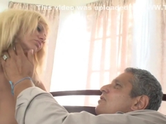 Horny pornstars Rylie Richman and Isabella Rose in incredible mature, college adult scene