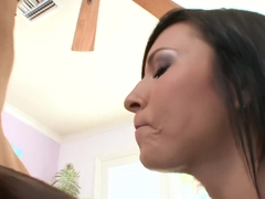 Horny pornstar Ashli Orion in best facial, college xxx scene