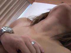 Horny pornstar in exotic blowjob, asian porn scene