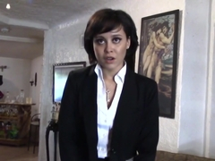 PropertySex Really Cute Real Estate Agent Makes Dirty Sex Video
